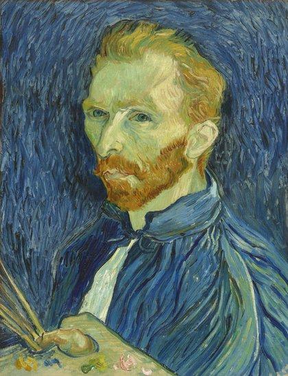 Van Gogh, Britain, Tate