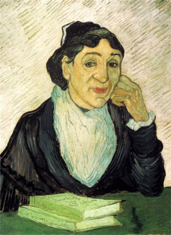 Van Gogh, Tate, The Arlésienne, Arles