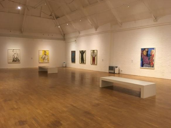 Oxford, Modern Art, Claudette Johnson