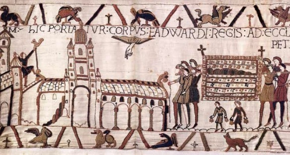 Westminster, Bayeux William the Conqueror