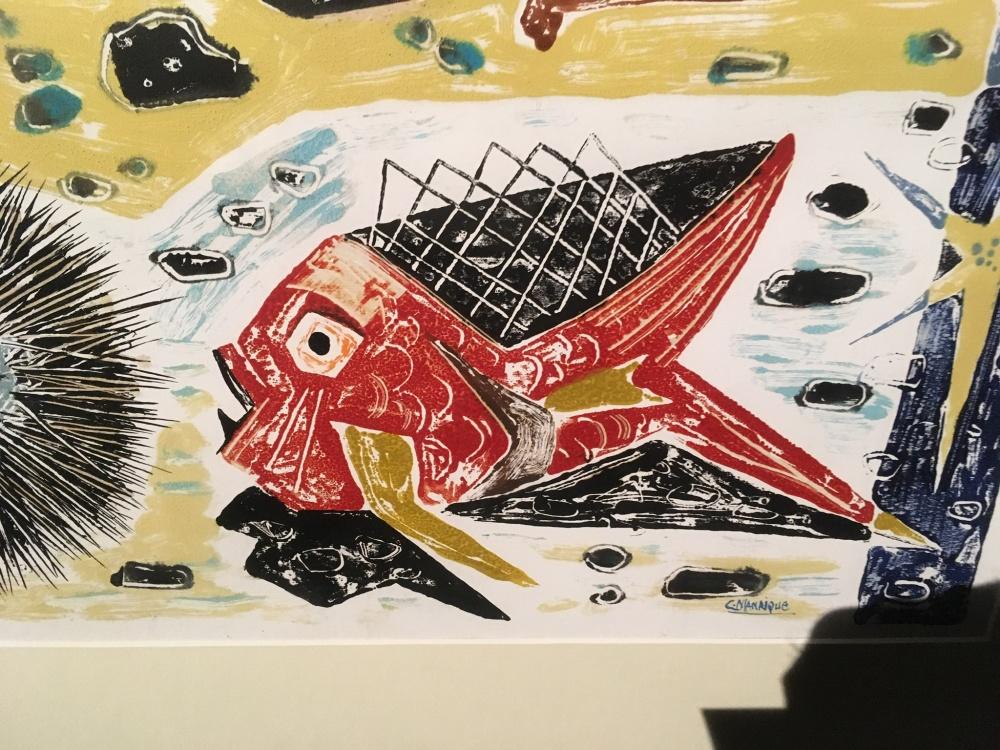 Fish, Lanzarote, Teguise, Artist.Arricife,