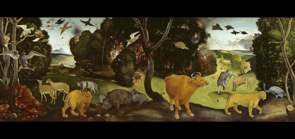 Panofsky, Vulcan, The jungle book, Florence, Ashmolean