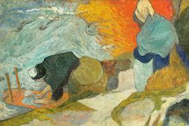 Van Gogh, Arles, Guggenheim, bilbao