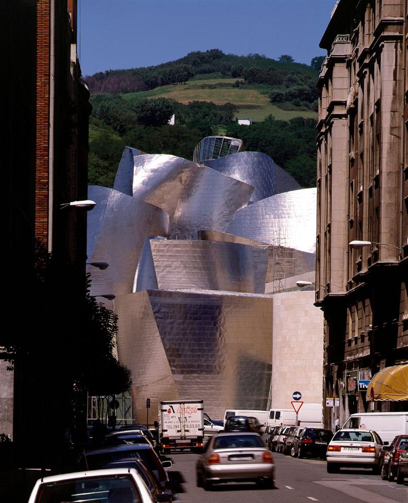 Bilbao, Richard Serra, Jenny polder, Frank Gehry, Guggenheim, architecture.