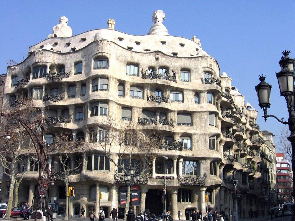 Barcelona, Sagrada, Catalunya