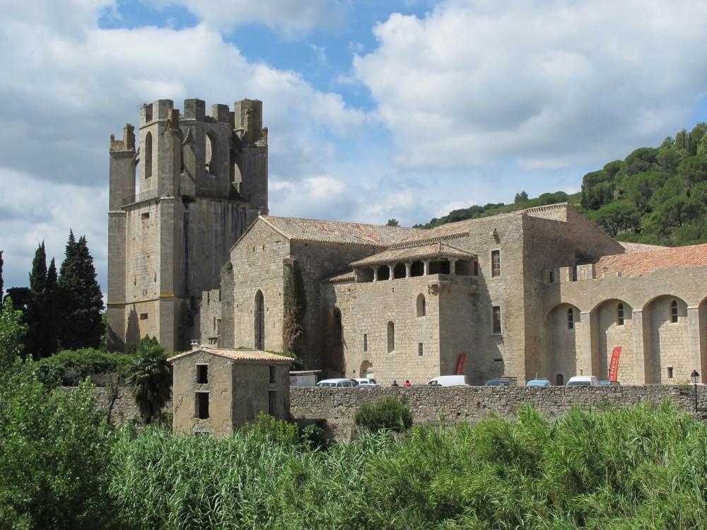 Monks, occitania, Charlemagne, Narbonne, Pyrénées
