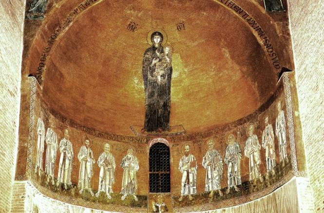 Torcello, byzantium