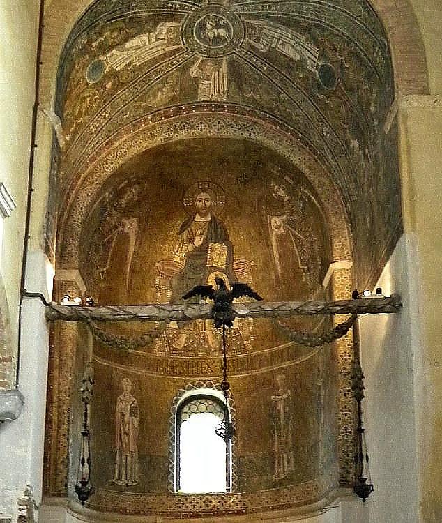 Byzantine, mosaic