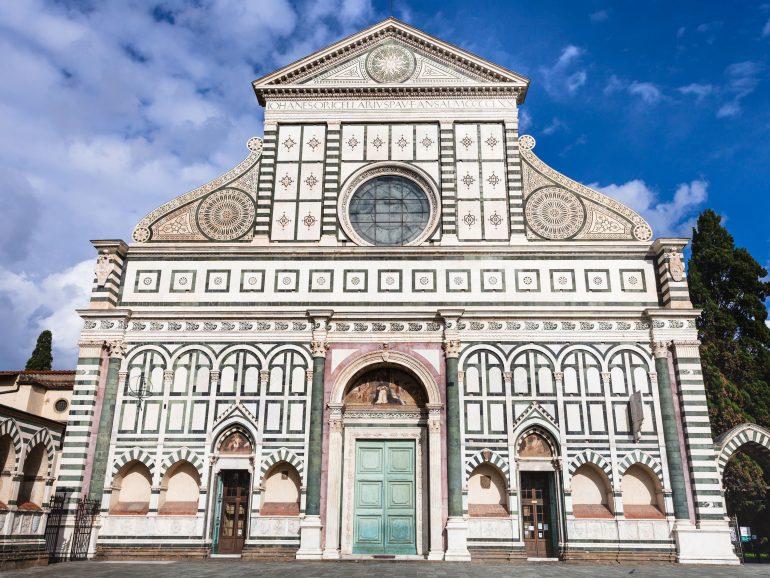 Florence, Massacio, Trinity, Botticelli, Strozzi