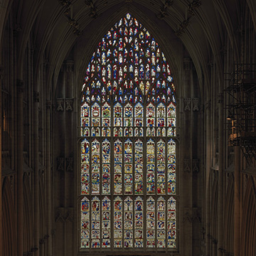York Stained Glass john Thornton