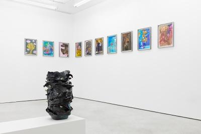 Whitechapel, oxford, Allessandro Roma, Yamamoto Keiko Rochaix, oxford, art