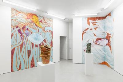 Keiko, Whitechapel art, Roma art, allessandro Roma, oxford