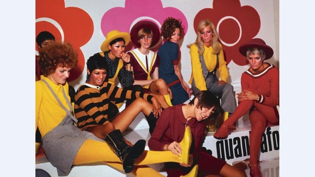 Mary Quant, Dundee, Sixties, V&A