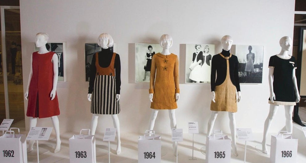 Mary Quant, Dundee, V&A