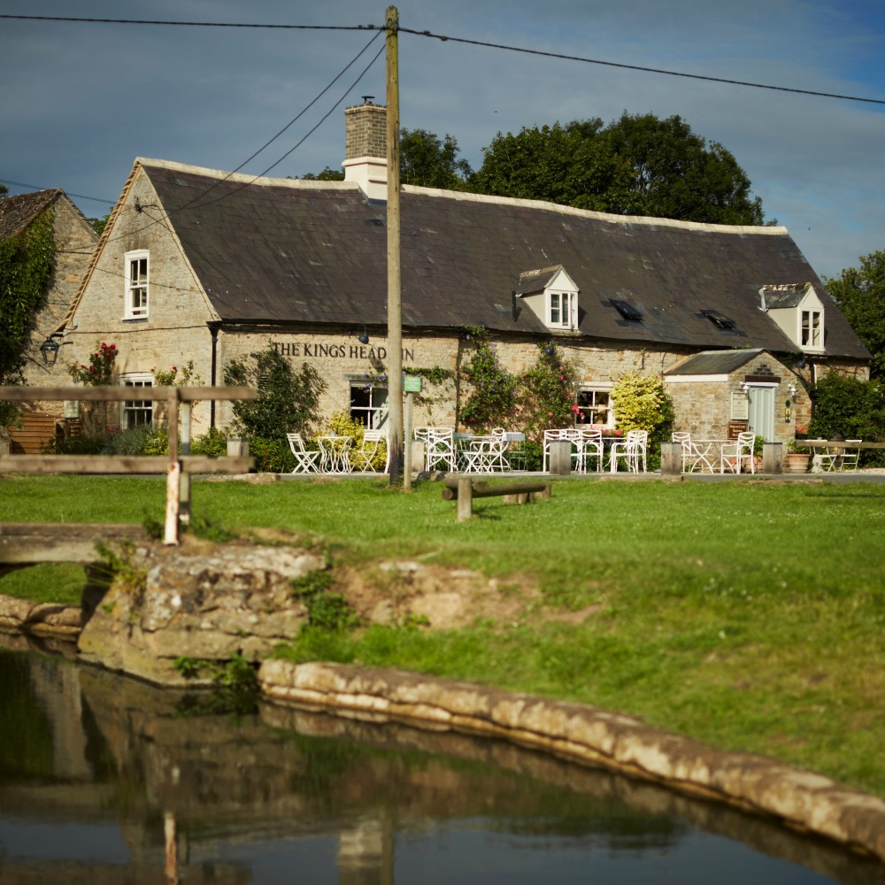 The Kings Head Inn, Bledington Gloucestershire