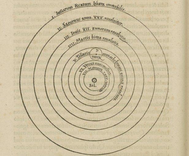 Copernicus's 'De revolutionibus orbium coelestium'