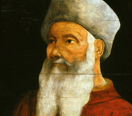 Paulo Uccello, Painter & Mathmetician, Florence, 1397-1475