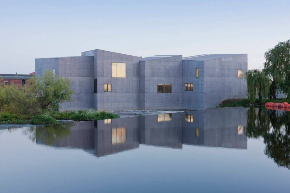 The Hepworth Wakefield, Art Gallery, David Chipperfield, Vision and Reality