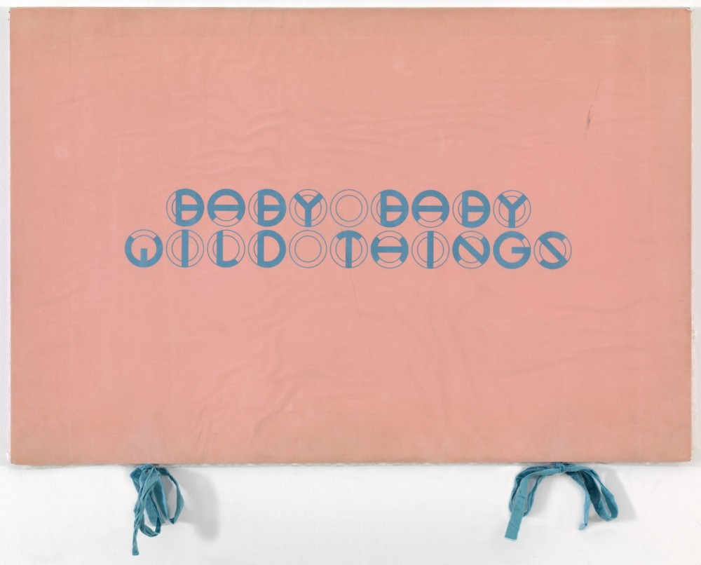 Baby Baby Wild Things, Gerald Laing, pop art, Pallant House Gallery, art fund