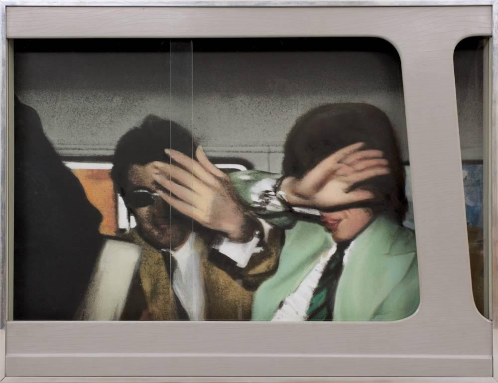 Richard Hamilton, Swingeing Sixties '67, 1968, Pallant House Gallery.