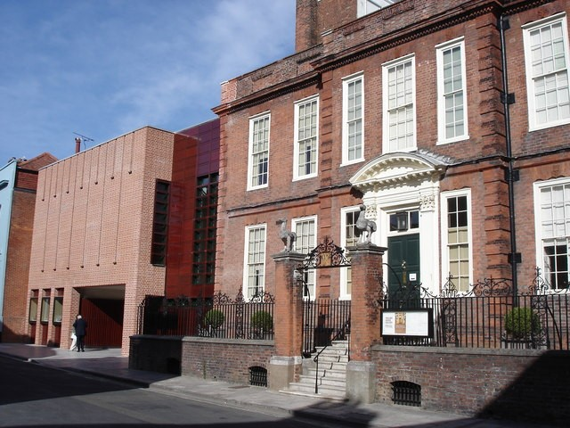 Pallant House Gallery, Chichester.