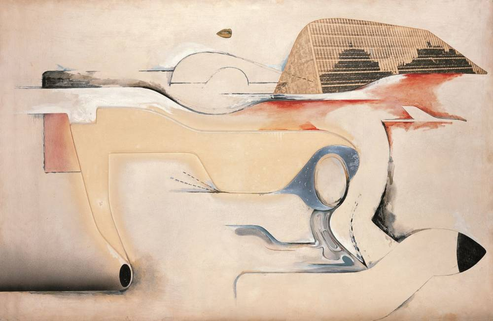 Hers is a lush situation, Richard Hamilton 1958.